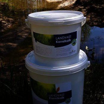 Landvast Korrelkalk (Maërl) voor Gazon, Sier en Moestuin