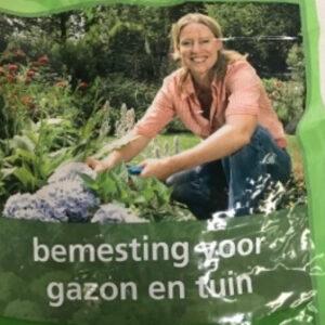 Culterra, voeding en bemesting voor de hele tuin